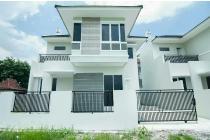 Rumah Minimalis Exclusive Dua Lantai Utara Bandara Adisucipto