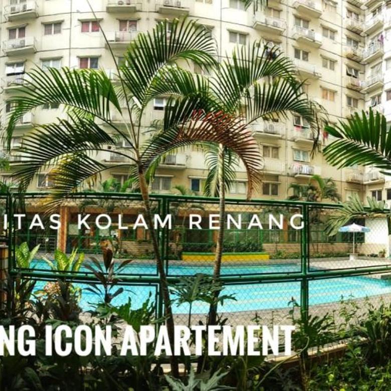 Dijual Apartement Gading Icon kelapa gading