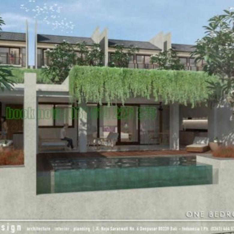 Arka Anata Villas and Spa tipe 1BR Near Beach