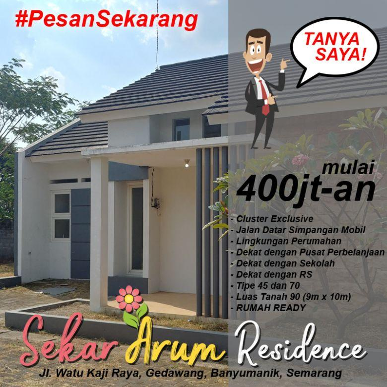 Home Sweet Home Sekar Arum Residence