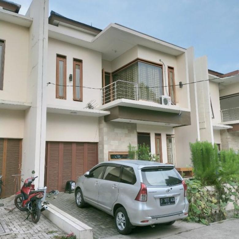 Townhouse Darpaland Promo Free Motor,Kredit Suku BUnga Rendah