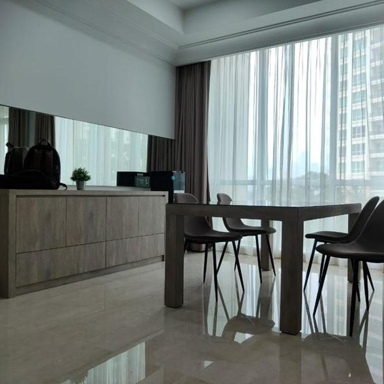 Apartemen Pakubuwono View 2BR uk.153m2 Furnished Siap Huni at Keb.Lama Jakarta Selatan