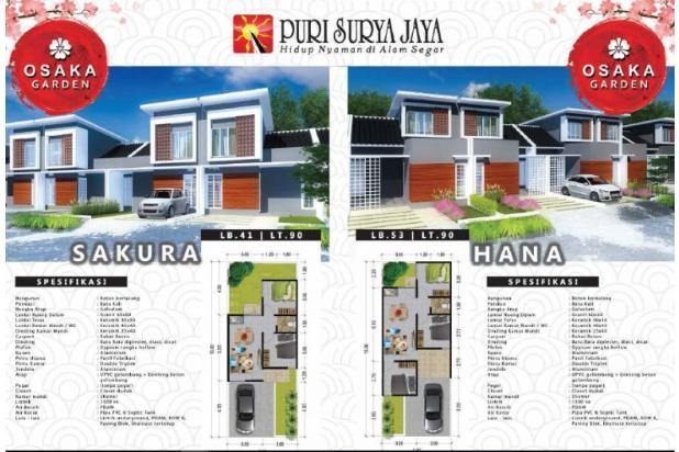 Rp644jt Rumah Dijual