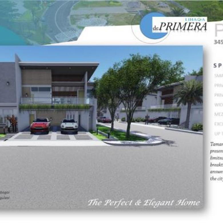 Lihaga De Primera Tamansari WIKA developer BUMN