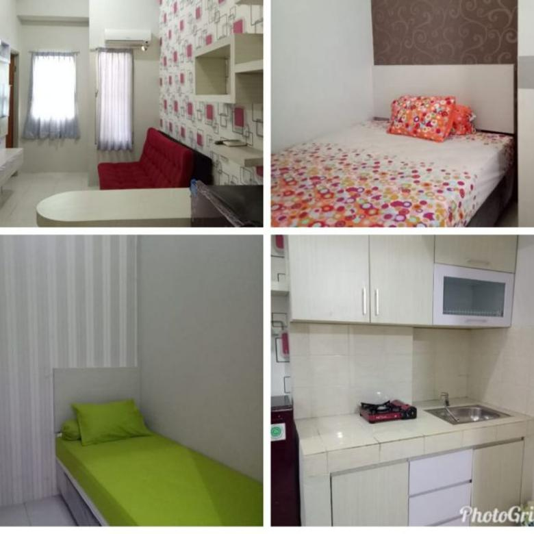 APARTEMEN PUNCAK PERMAI NEW 100% SEMI FURNISH !!