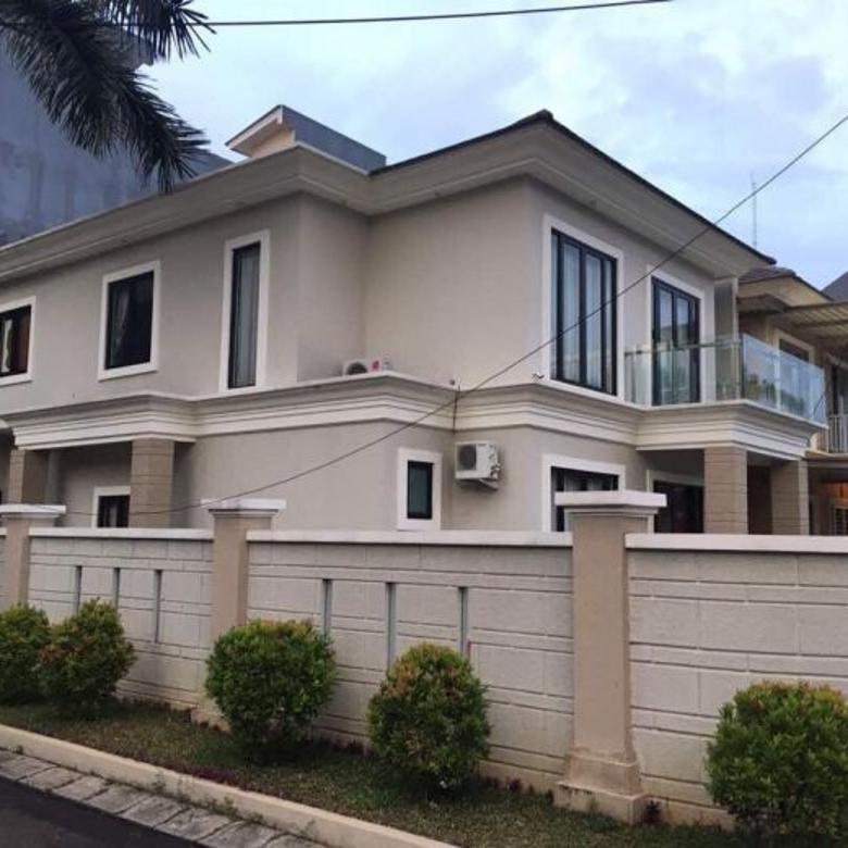 Rumah di Komplek Duta Garden, Hoek - Jual Murah