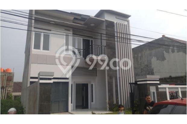 Rumah Baru kawasan Bebas Banjir di Cisitu Indah , Dago Bandung 16844141