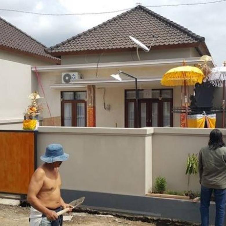 Rumah Murah Siap Huni Tipe 60/100 Di Pantai Kedungu
