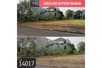 Kavling Sutera Buana, Tangerang, 15x33m, HGB