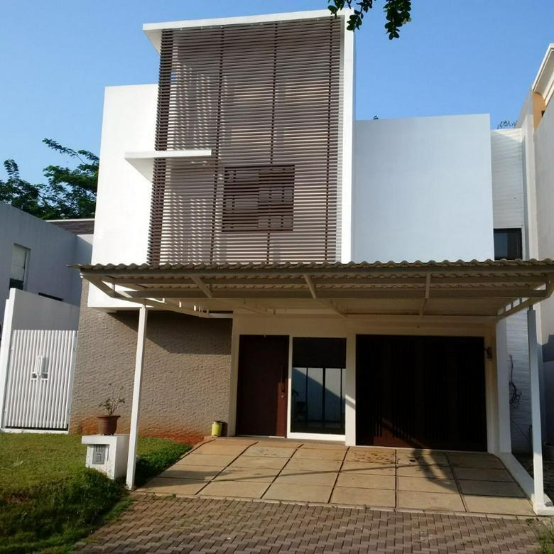 Rumah minimalis modern, elegant , asri dan nyaman