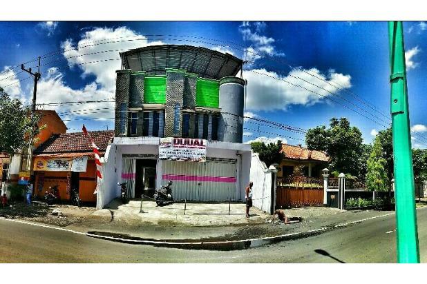 Dijual Ruko Lantai 3 dan Rumah Lantai 2 Pusat Kota Jajag Banyuwangi 13961773