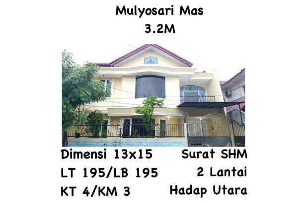 Rp44,4trily Rumah Dijual