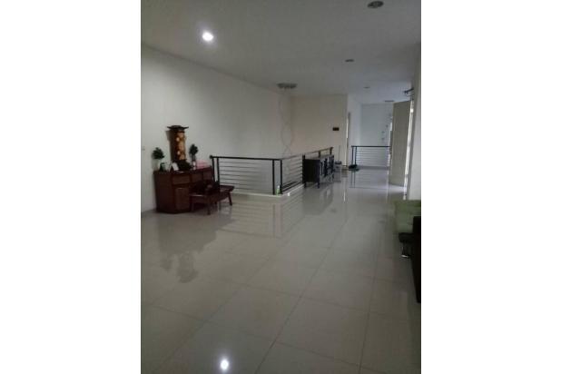 Rumah 2 Lantai Bangunan Besar Semi Furnished di Alam Sutera Tangerang 4,5M 14419112