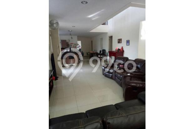 Rumah 2 Lantai Bangunan Besar Semi Furnished di Alam Sutera Tangerang 4,5M 14419111