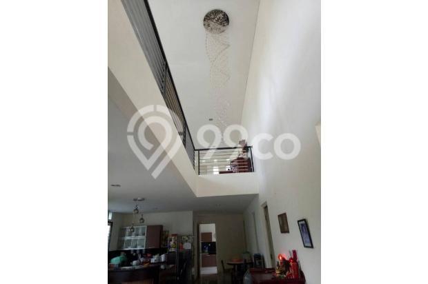 Rumah 2 Lantai Bangunan Besar Semi Furnished di Alam Sutera Tangerang 4,5M 14419113