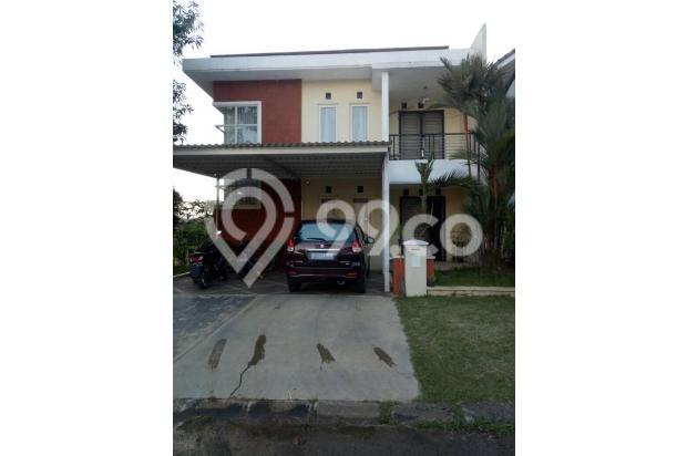 Rumah 2 Lantai Bangunan Besar Semi Furnished di Alam Sutera Tangerang 4,5M 14419117