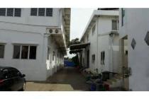 Dijual ex Pabrik dengan 3 bangunan di daerah Kapuk, jalan raya kayu besar