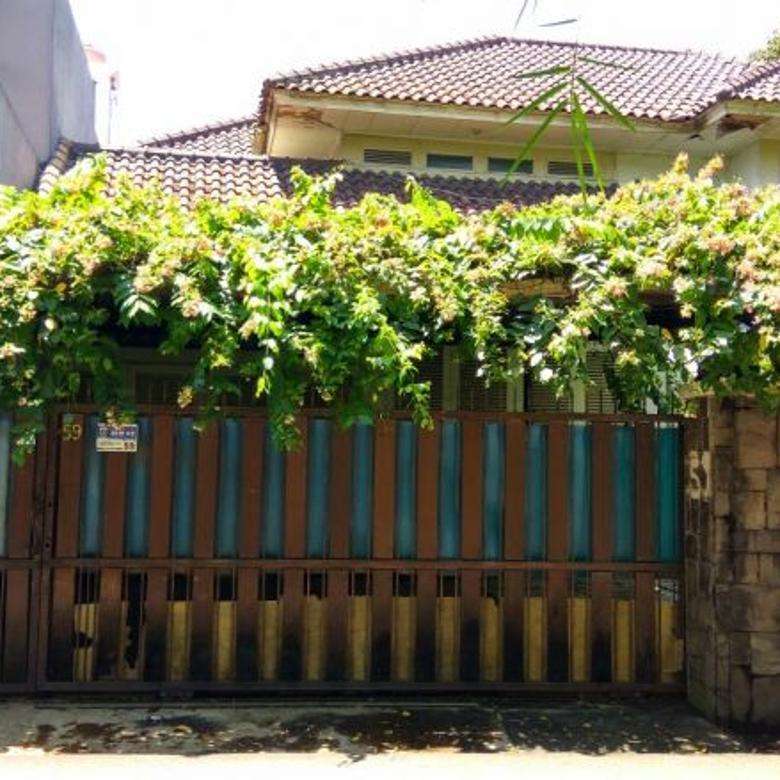 Jual Rumah murah di Margaguna 3, jakarta selatan