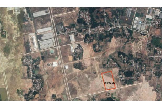 Rp98,7mily Tanah Dijual
