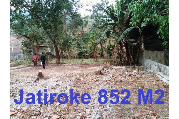 Rp852jt Tanah Dijual