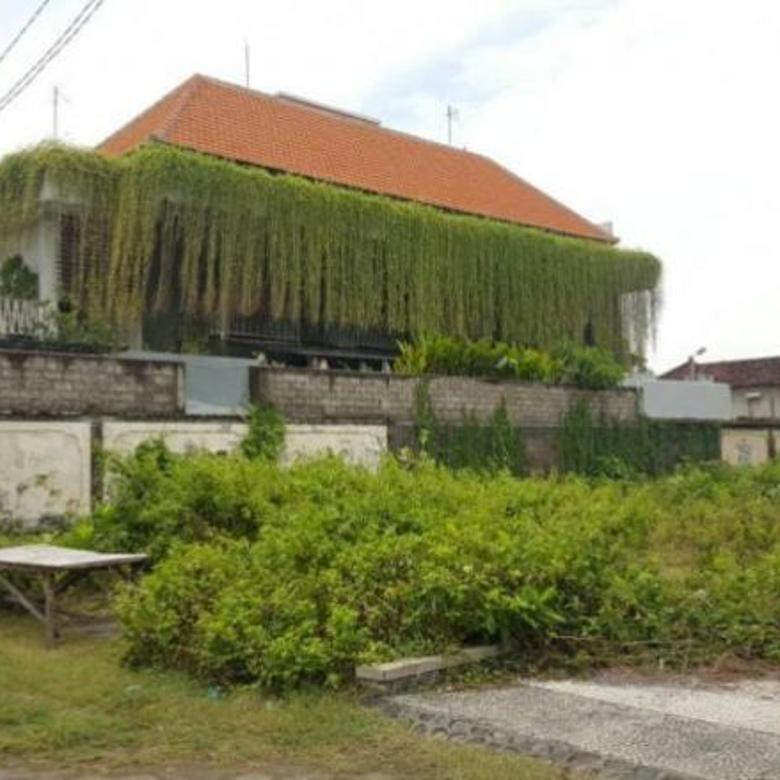 Tanah Strategis Di Jln Merdeka Kuta Badung Bali