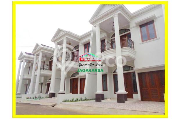 Townhouse Mewah Cantik Asri di Jagakarsa 17713180