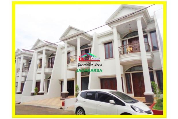 Townhouse Mewah Cantik Asri di Jagakarsa 17713183
