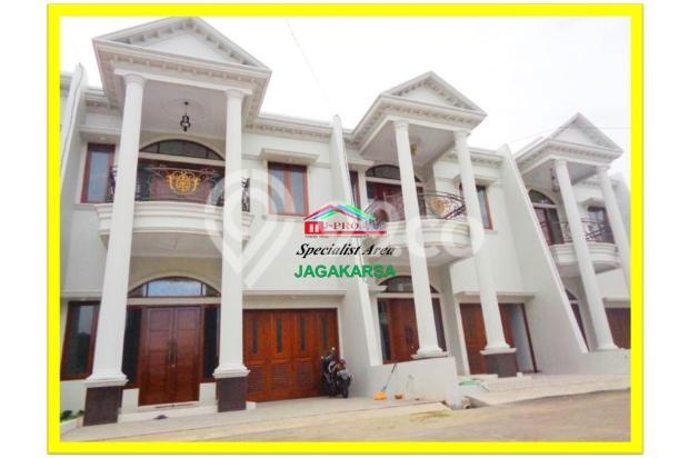Townhouse Mewah Cantik Asri di Jagakarsa 17713191