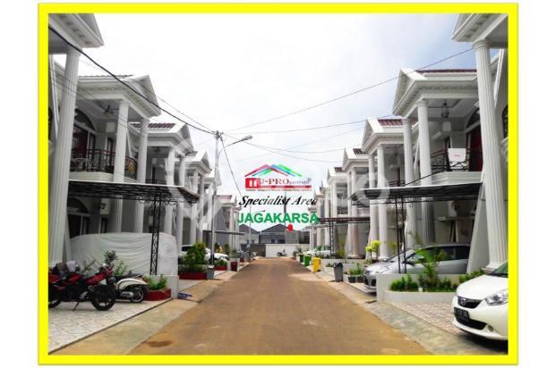 Townhouse Mewah Cantik Asri di Jagakarsa 17713192