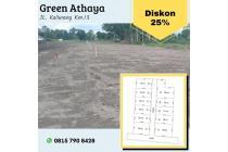 Diskon 25%: Tanah Kaliurang Timur UII Pekarangan