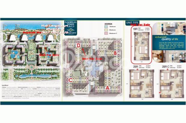 Dijual CEPAT Apartemen Green Bay Pluit 21m2 8763795