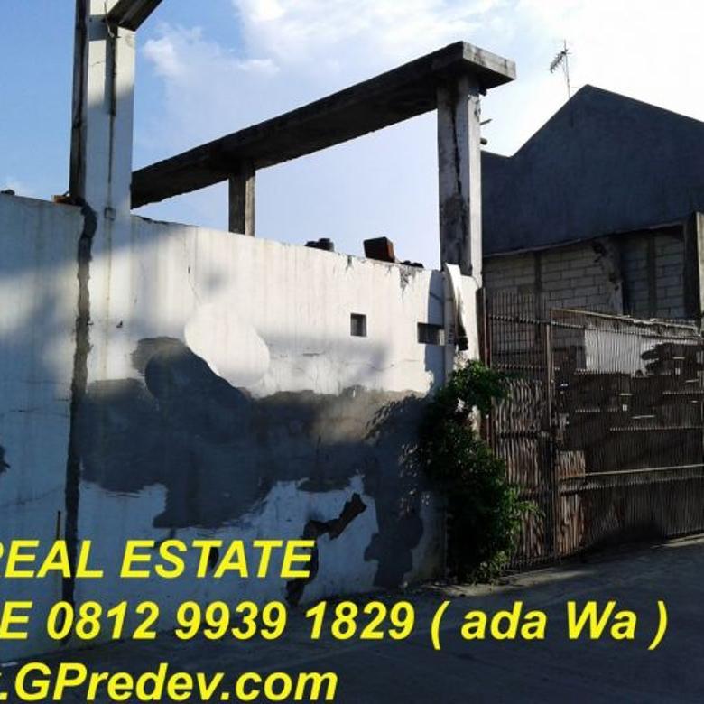 Dijual Tanah Asem Duri Kepa Murah Lt.380m2 SHM