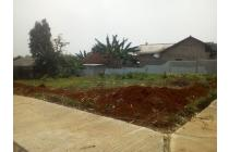 Tanah Kalisuren, Legalitas SHM Dekat Jl. Arco - Parung, Lahan Siap Bangun