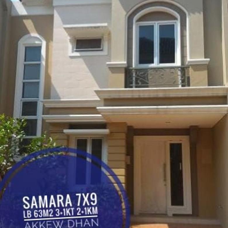 Dijual Cepat Rumah di Samara Village Gading Serpong