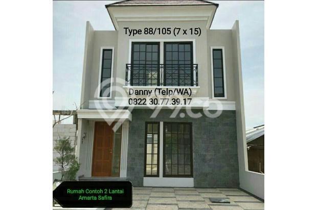 Rumah Mewah Banyak Fasilitas DP Ringan 18275000