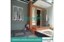 Rumah Gading Nirwana Garden, Kelapa Gading, Jakarta Utara
