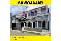 Rumah Luas 108 di Maninjau Sawojajar 1 kota Malang _ 42A