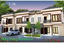 Rumah Baru 2 Lantai Type 76 Bukit Elang Residence Tembalang