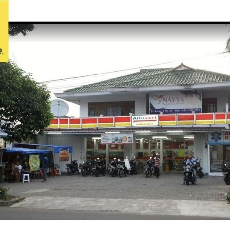 Dijual Cepat Jl Ampera Raya Kemang Jakarta Selatan