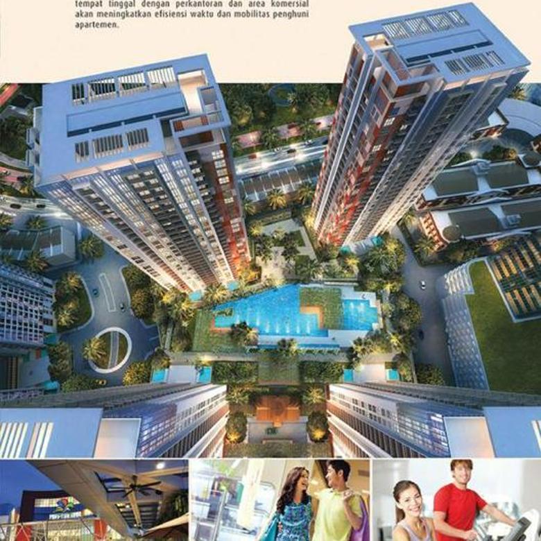 M-TOWN Tower Franklin Apartment, Gading Serpong Tangerang