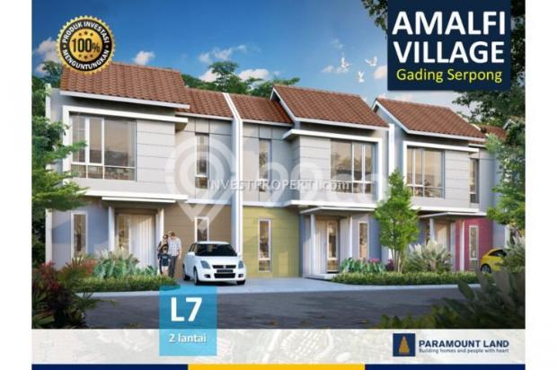 AMALFI VILLAGE Lokasi Strategis Gading serpong Tangerang. 11457702