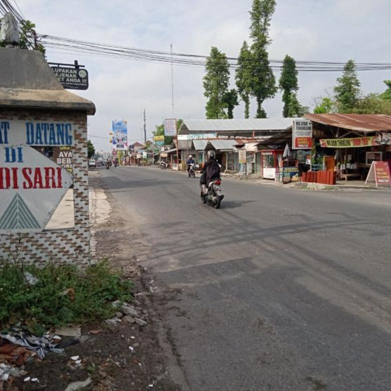 Tanah Murah Selataan UII, Row Jalan 5 Meter