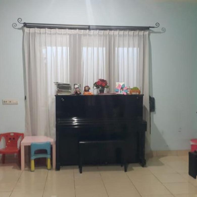 JUAL CEPAT ! Rumah cantik The Green Banyan Ville - BSD City