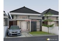 Rumah ampera  type 100
