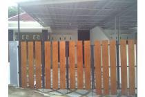 Rumah Baru di Jalan Kabupaten dalam Ringroad dekat RSA UGM