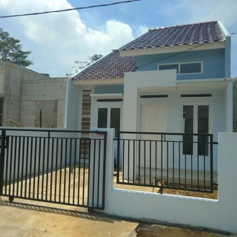 Rumah Siap Huni KPR DP Ringan, dekat Ramayana Parung