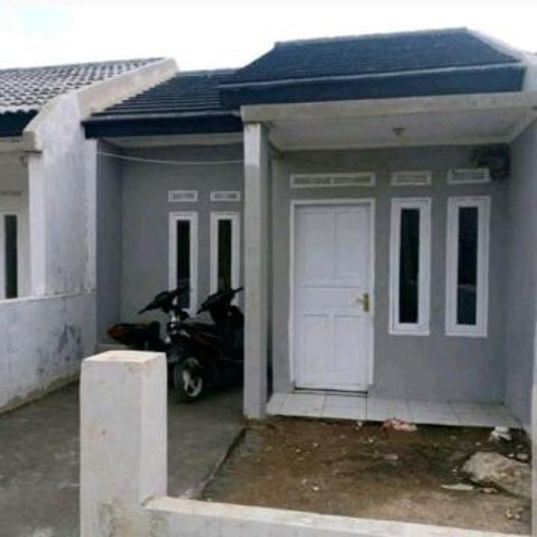 Rumah Free Desain Akses Dilalui Jalur Angkutan Di Rancamanyar Kab. Bandung