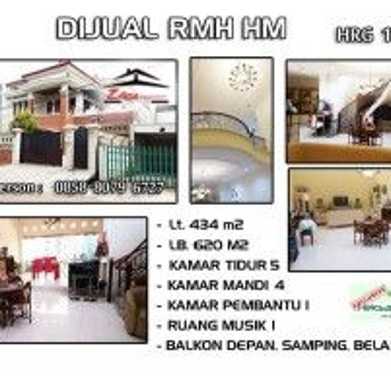 Rumah Dijual Atmodirono Semarang hks5751