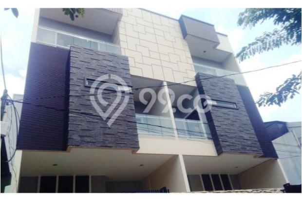 IP1674: Rumah Baru Minimalis di Taman Ratu Lokasi Strategis 7285486