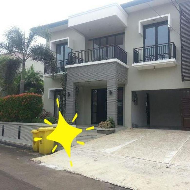 Rumah Mewah Tropis di Cipete Jakarta Selatan